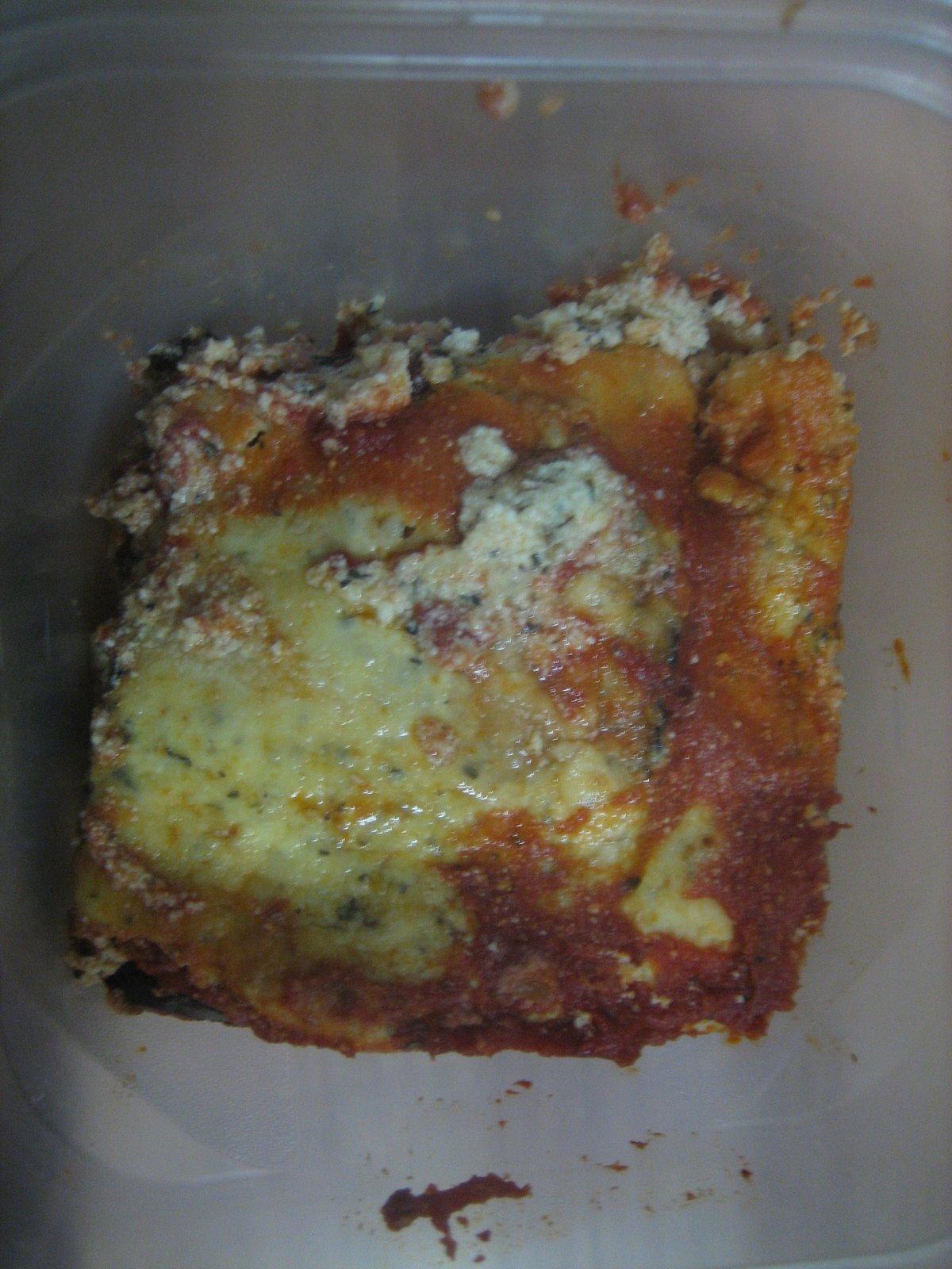 Eggplant Ricotta Bake | dolce vita verde